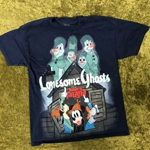 Disney Shirts & Tops - LAST CHANCE🍌Disneyland Lonesome Ghosts t-shirt